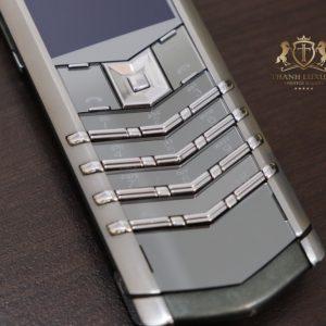 Vertu Signature S Pure Silver Like New 98 3