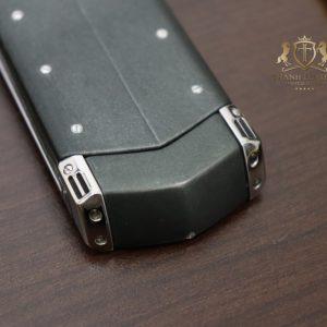 Vertu Signature S Pure Silver Like New 98 4