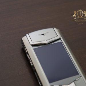 Vertu Signature S Pure Silver Like New 98 8