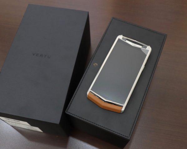 Vertu Aster P 2020 Full Box New 100 4