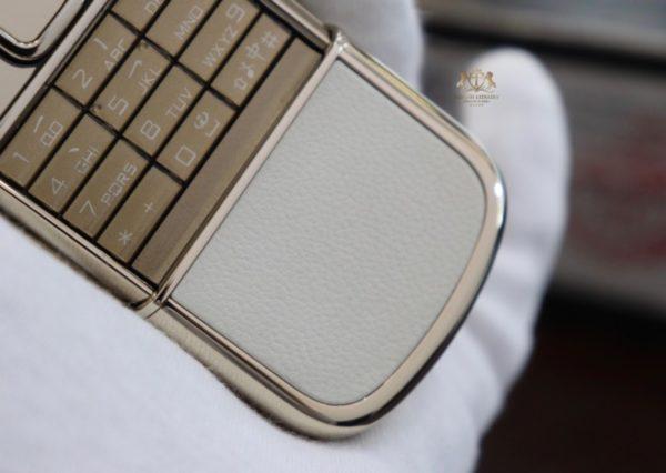 Nokia 8800 Gold Arte Fpt Full Box Like New 10