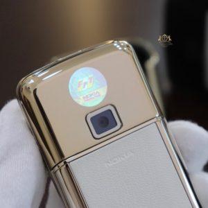 Nokia 8800 Gold Arte Fpt Full Box Like New 12