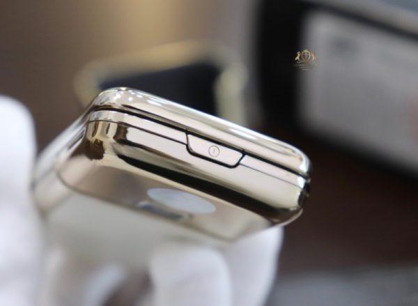 Nokia 8800 Gold Arte Fpt Full Box Like New 13