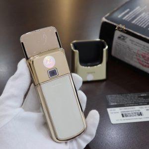 Nokia 8800 Gold Arte Fpt Full Box Like New 6