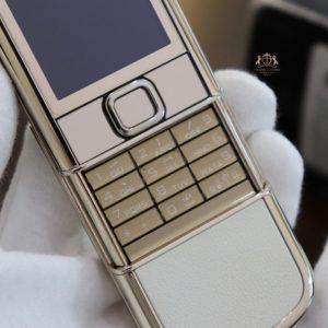 Nokia 8800 Gold Arte Fpt Full Box Like New 9
