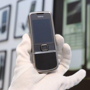 Nokia 8800e Carbon Arte Full Box Like New 4