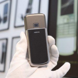 Nokia 8800e Carbon Arte Full Box Like New 5
