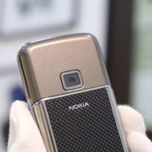 Nokia 8800e Carbon Arte Full Box Like New 9