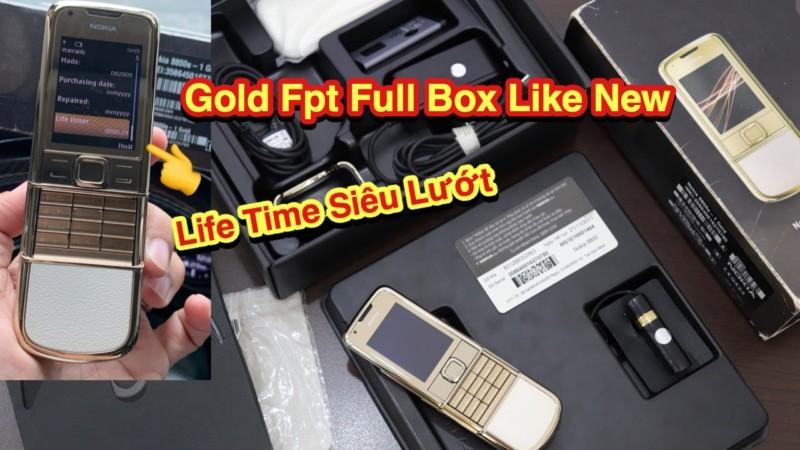 8800 Gold Fpt Full Box Dep Nhu Moi Gia Hon 100 Trieu