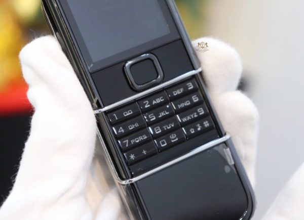 Nokia 8800e Arte Black Zin New 100 7