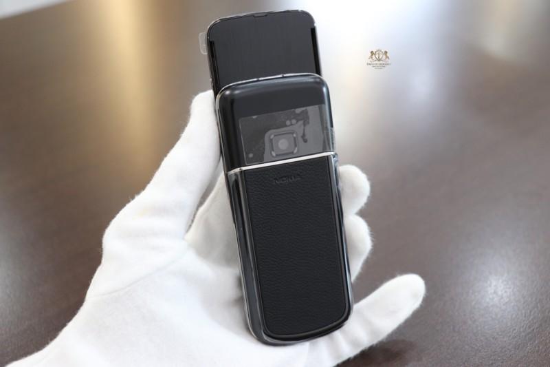 Nokia 8800e Saphire Black New 100 Chua Qua Su Dung 2