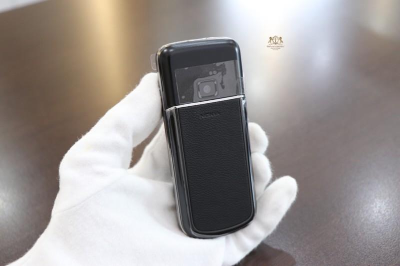 Nokia 8800e Saphire Black New 100 Chua Qua Su Dung 3