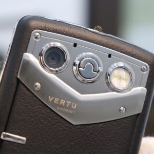 Vertu Constellation Quest Steel Full Box New 100 6