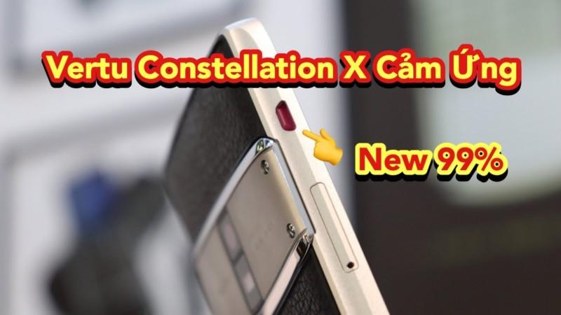 Vertu Constellation X 2 Sim 2017 New 99 Gia Tot