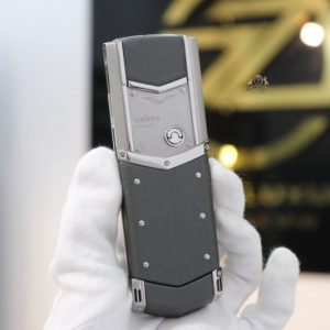 Vertu Signature S Pure Silver Ogirinal New 99 2