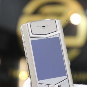Vertu Signature S Pure Silver Ogirinal New 99 5
