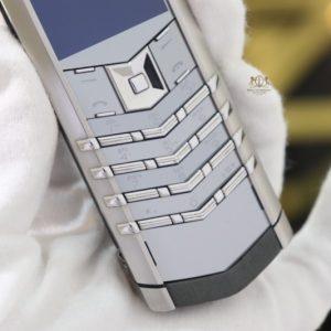 Vertu Signature S Pure Silver Ogirinal New 99 6