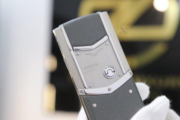 Vertu Signature S Pure Silver Ogirinal New 99 7
