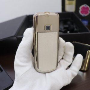 Nokia 8800e Gold Arte Full Box Zin Like New 98 4