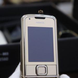 Nokia 8800e Gold Arte Full Box Zin Like New 98 7