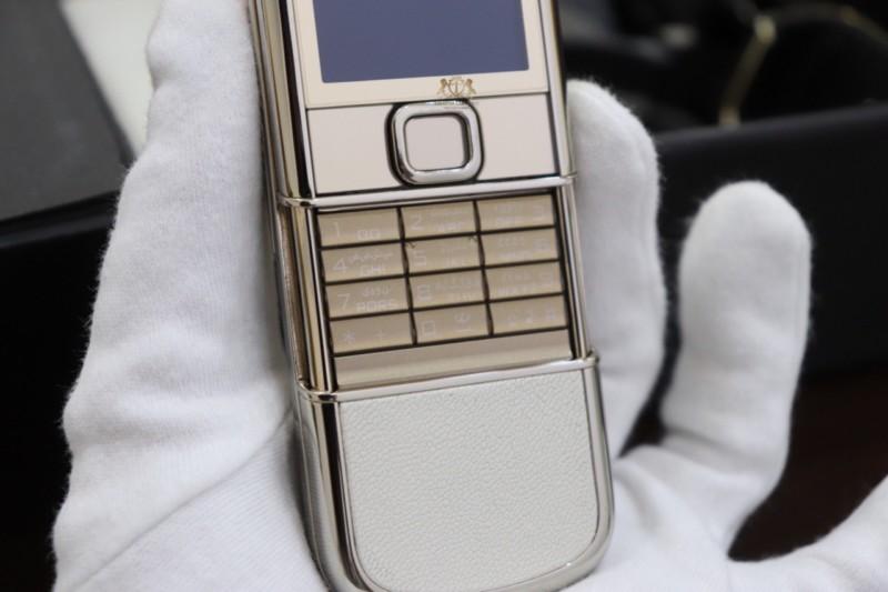 Nokia 8800e Gold Arte Full Box Zin Like New 98 8