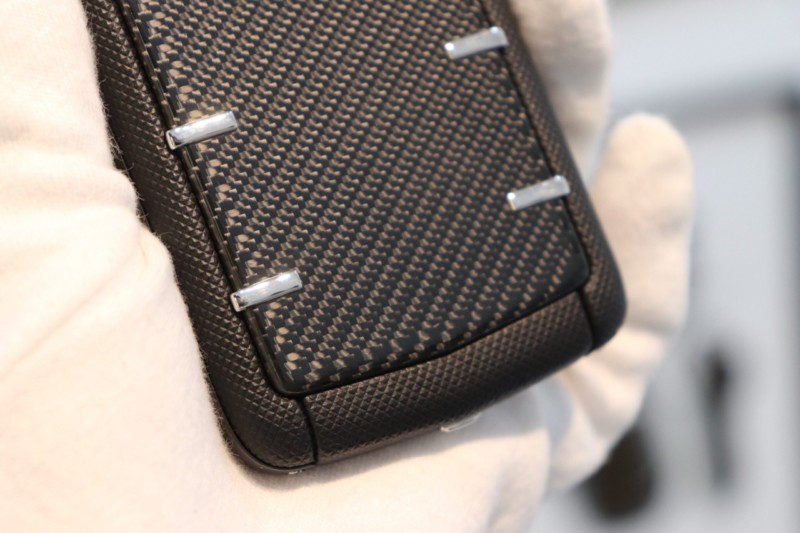 Vertu Constellation Quest Carbon Fibre Quadro Fullbox New 100 10