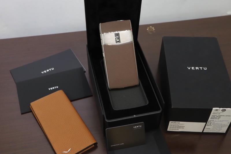 Vertu Constellation X 2017 Full Box New 100 2