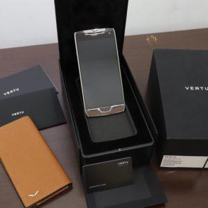 Vertu Constellation X 2017 Full Box New 100