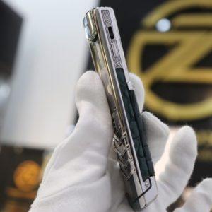 Vertu Signature S Pure Silver Zin Dragon 3