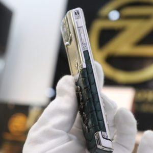 Vertu Signature S Pure Silver Zin Dragon 4