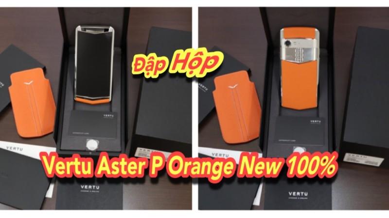 Mo Hop Vertu Aster Orange New 100 Mau Dep Nhat Gia Tot