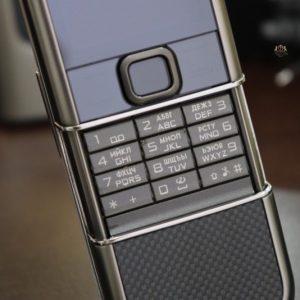 Nokia 8800e Carbon Arte Full Box New 99 11