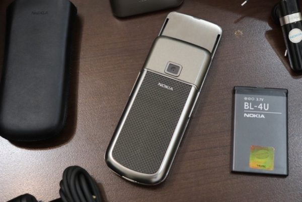 Nokia 8800e Carbon Arte Full Box New 99 4