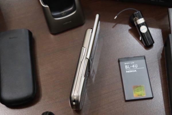 Nokia 8800e Carbon Arte Full Box New 99 5