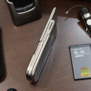 Nokia 8800e Carbon Arte Full Box New 99 6