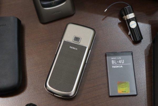 Nokia 8800e Carbon Arte Full Box New 99 7