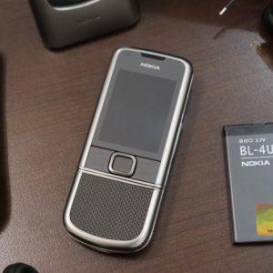 Nokia 8800e Carbon Arte Full Box New 99 8