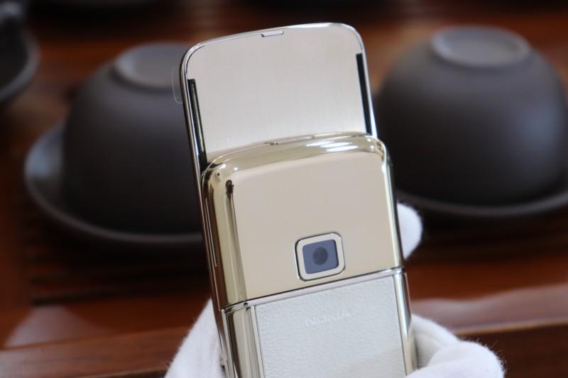 Nokia 8800e Gold Full Box Like New 4