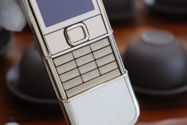 Nokia 8800e Gold Full Box Like New 6
