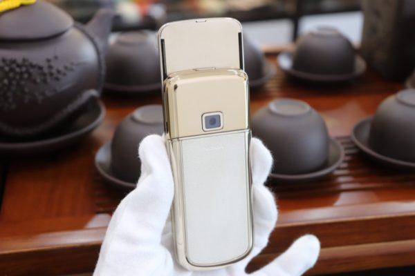 Nokia 8800e Gold Full Box Like New 8