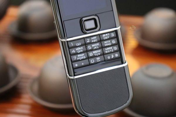 Nokia 8800e Saphire Black New 99 5