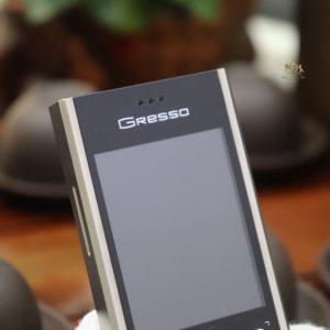 Gresso Azimuth A1 Titanium 18k Logo Titanium Case 10