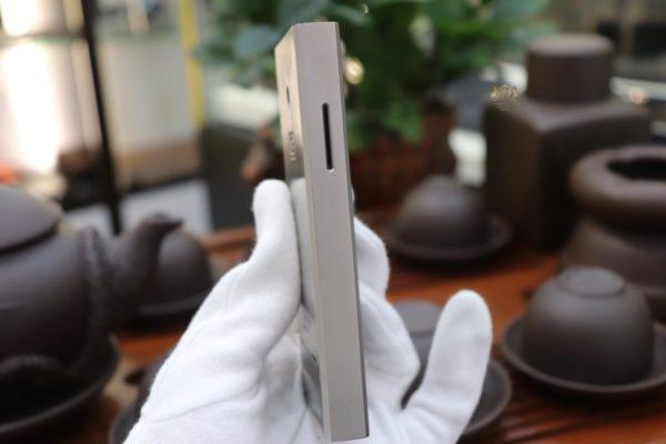 Gresso Azimuth A1 Titanium 18k Logo Titanium Case 4