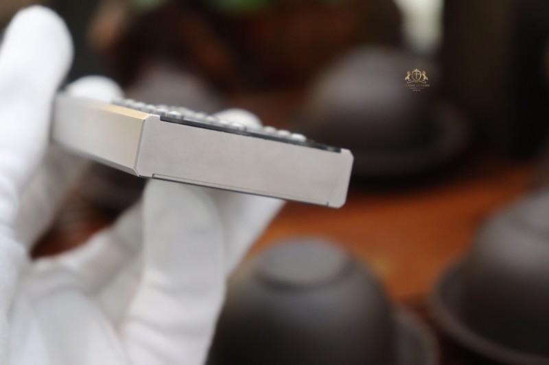 Gresso Azimuth A1 Titanium 18k Logo Titanium Case 5