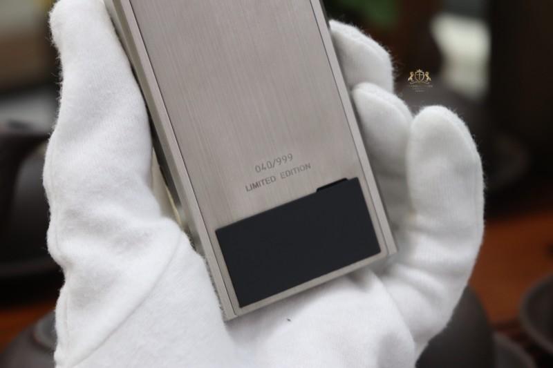 Gresso Azimuth A1 Titanium 18k Logo Titanium Case 8