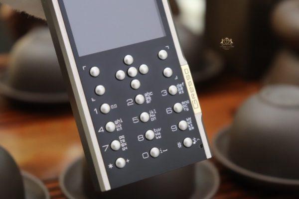 Gresso Azimuth A1 Titanium 18k Logo Titanium Case 9