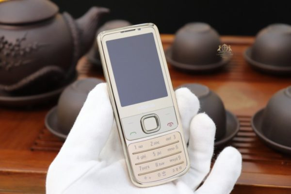 Nokia 6700 Gold Fpt New 99