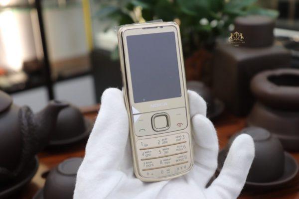 Nokia 6700 Gold Full Box Like New 2