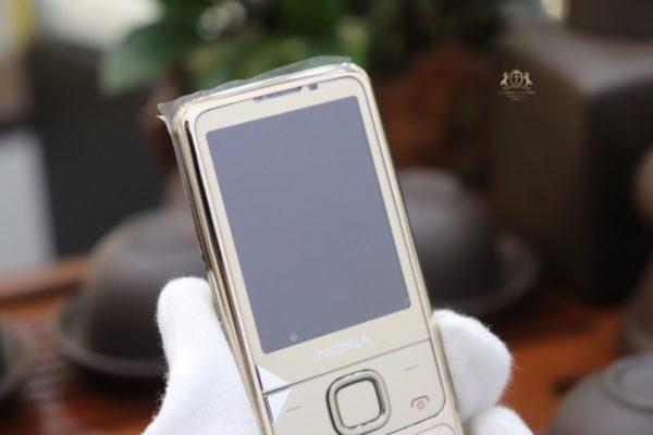 Nokia 6700 Gold Full Box Like New 6
