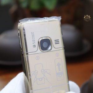 Nokia 6700 Gold Full Box Like New 8